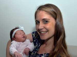 QUAYLE: Arabella Marie Quayle was born on September
