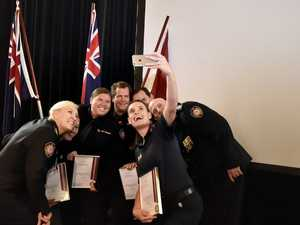 Police & QFES awards