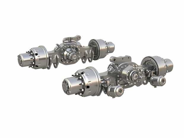P600 planetary axles are attracting strong levels of interest, with many Australian customers in mining and heavy haul applications attracted by the robust build quality.