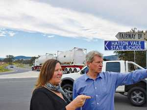 Fears grow over Fairway Dr intersection