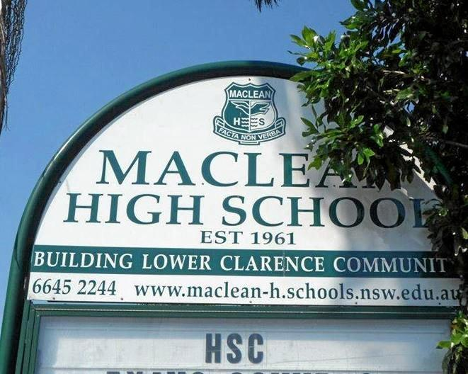 Some parents and students at Maclean High School have expressed concern at the support provided to the school following the Christchurch shooting.