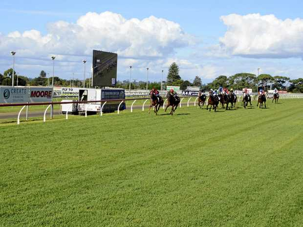 Widening of Clifford Park's course proper is high on Toowoomba Turf Club's priority list.