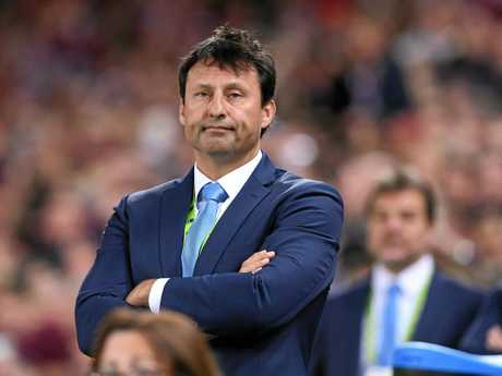 Former NSW State of Origin coach Laurie Daley.