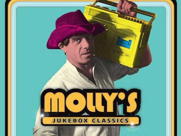 Artwork for Molly's Jukebox Classics 2017 release.