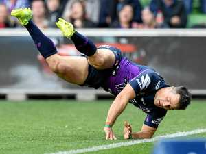 Cooper Cronk not worried by threat of cheap shots in decider