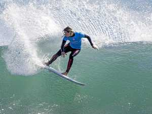 Coast surfers are carving up international competition