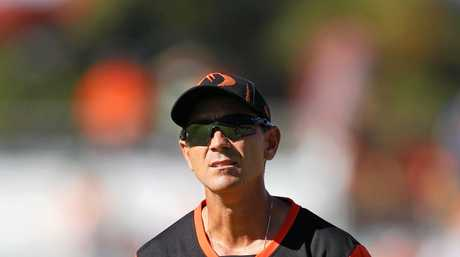 Justin Langer has been the coach of Western Australia since 2012.