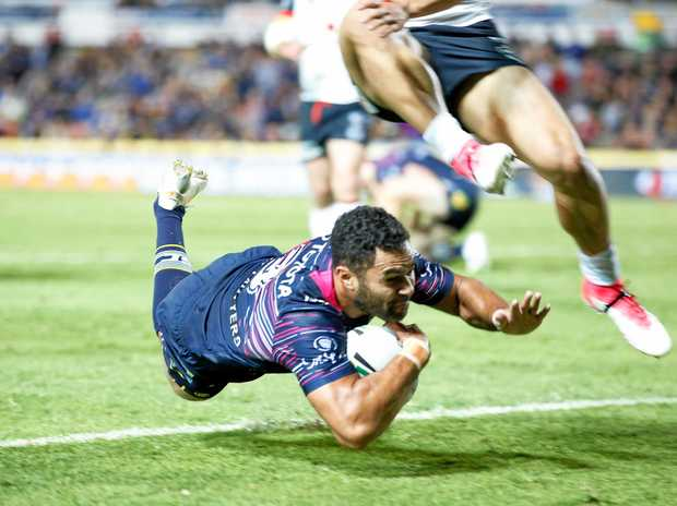 Melbourne wins National Rugby League title, beats Cowboys