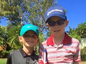 Junior golfers ready for two-course Yeppoon challenge
