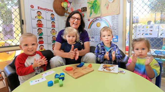 TOP TEACHER: Cabarita's Ruth Tierney has just won the Regional Family Day Care Educator award.