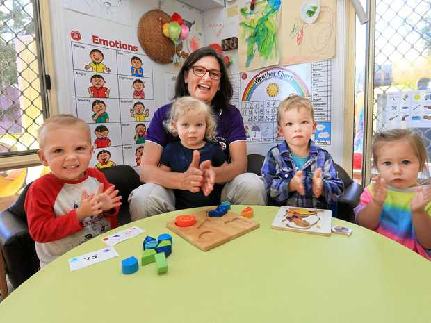 TOP TEACHER: Cabarita's Ruth Tierney has just won the Regional Family Day Care Educator award.