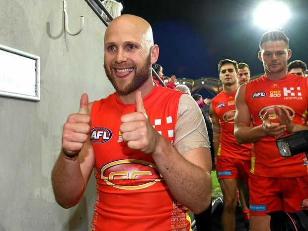 Geelong Release Statement On Gary Ablett Jnr