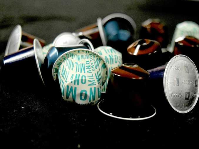 Nespresso Coffee Pods.