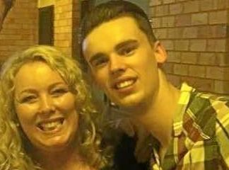 In an open letter, Debbie Hodge (pictured with her son) has described the impact negative comments are having on the LGBTI community.