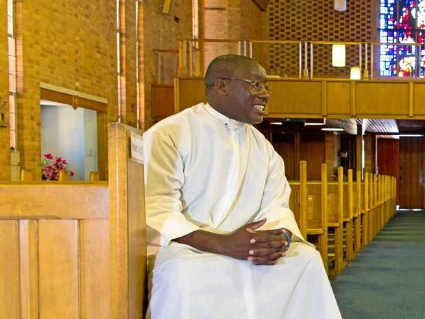 FATHER Alexander Munyao, who hails from Kenya, has been charged over allegations of charity theft.