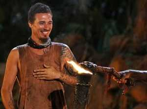 Luke Toki is eliminated from Australian Survivor.