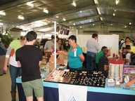 Gemfair is an annual event hosted by the Bundaberg Gem & Mineral society every November and is a showcase of gems, minerals, crystals, jewellery and fossils.