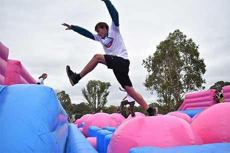 Rumble Run is coming to Toowoomba.