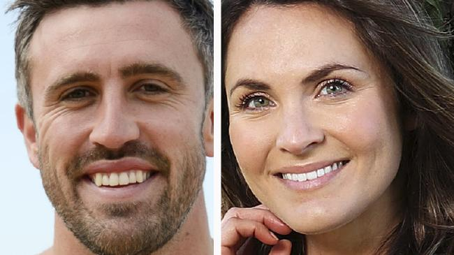 Luke McLeod has confirmed he was once in a relationship with Bachelor winner Laura Byrne.