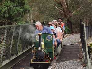 ALL ABOARD: Train enthusiasts needed for special project