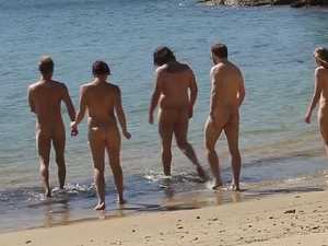 Rise of the nudist: Our next generation