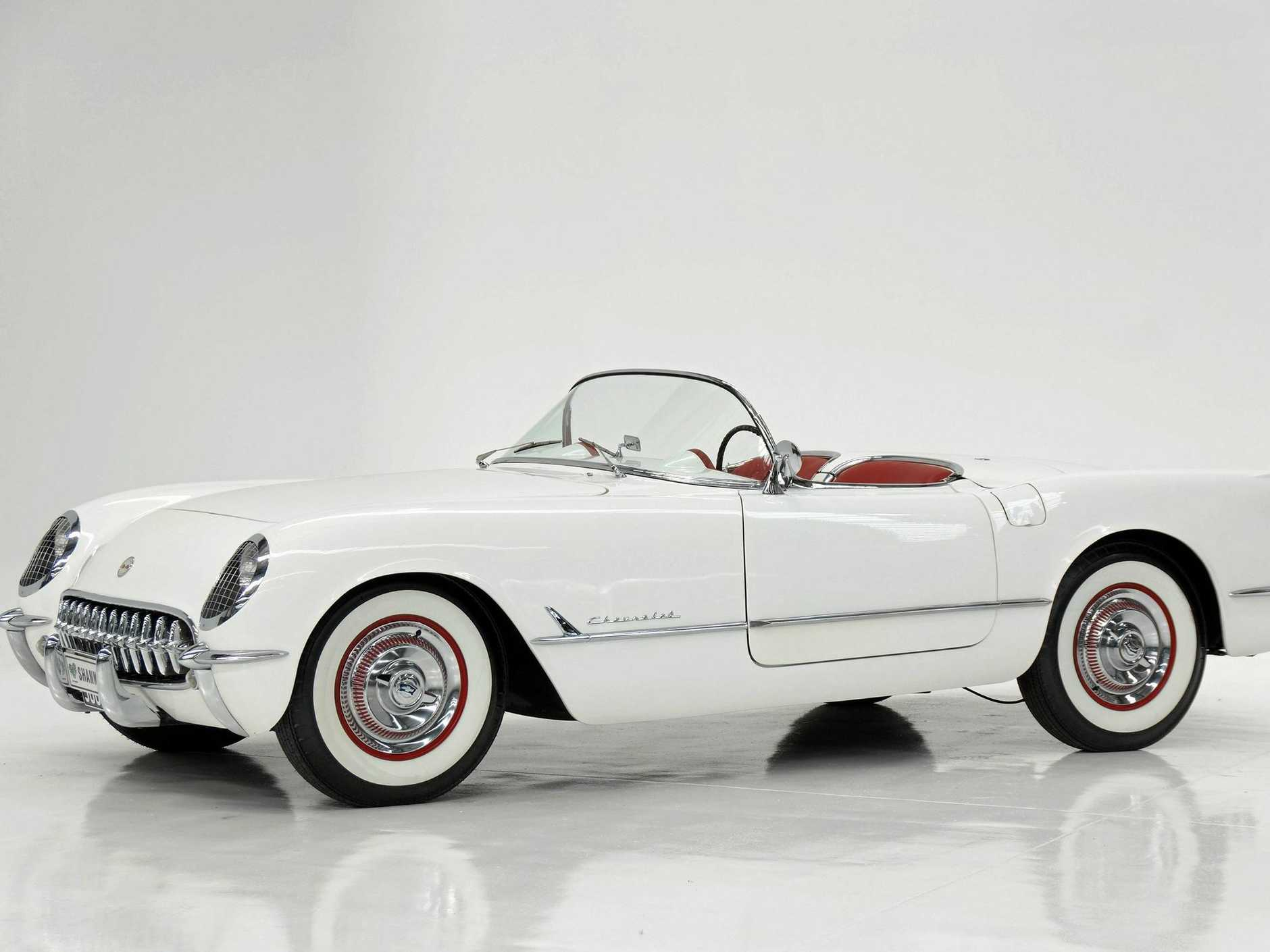 This second-year C1 1954 Corvette sold for $116,000 at Shannons September 25 Melbourne Spring Auction on September 25, as did a later 1961 C1 model.