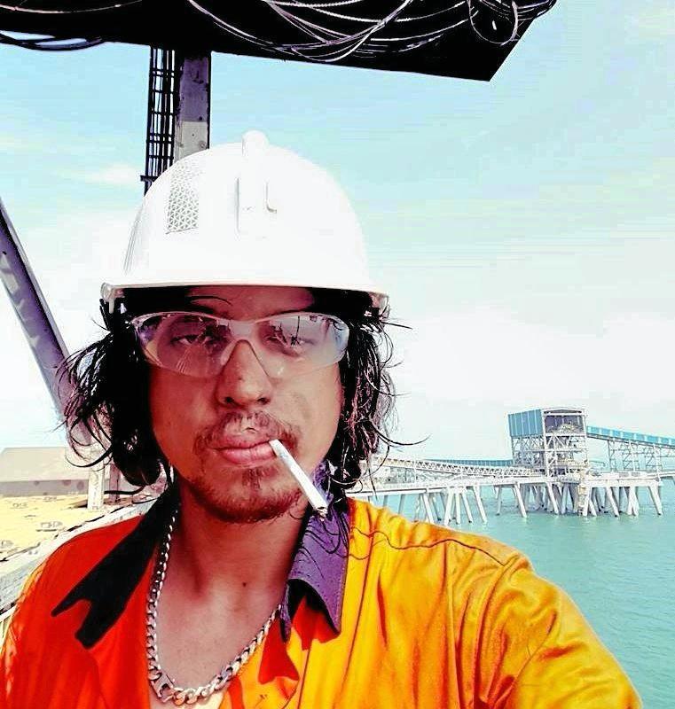 Izaac Raymond Addis-Pungatara, 27, from North Mackay has been accused of trafficking ice and cannabis.