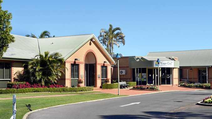 Fraser Coast Regional Council, Hervey Bay Chambers.  Photo: Valerie Horton / Fraser Coast Chronicle
