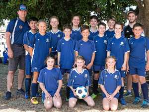 Great year for junior soccer