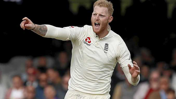 England's Ben Stokes is in England's Ashes squad.