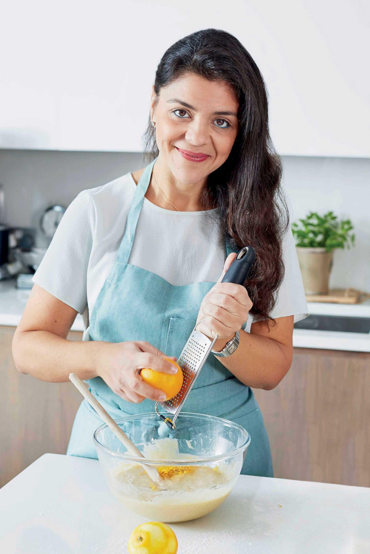 Sabrina Ghayour.