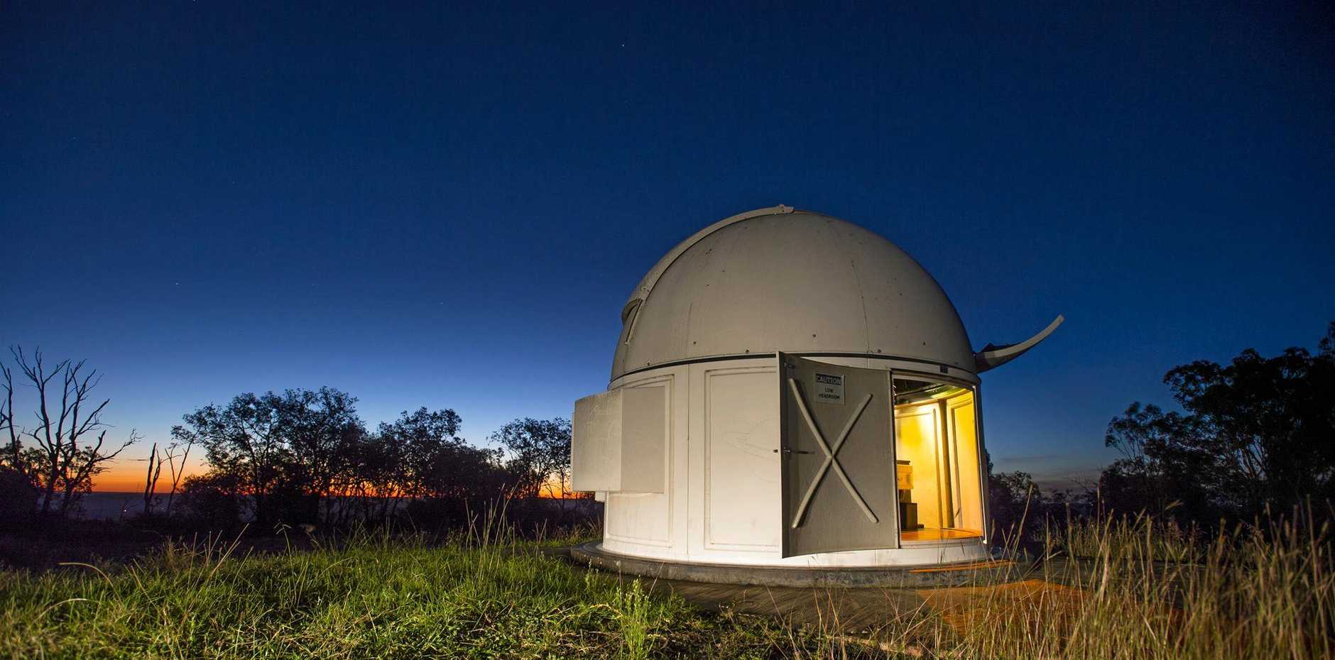 USQ's Festival of Astronomy & Space, coinciding with World Space Week, will include free public talks in Toowoomba, Brisbane and Springfield from October 3 to 10.