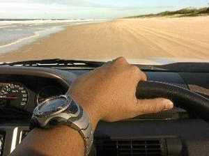 'Reckless' beach driving ends in Gympie court