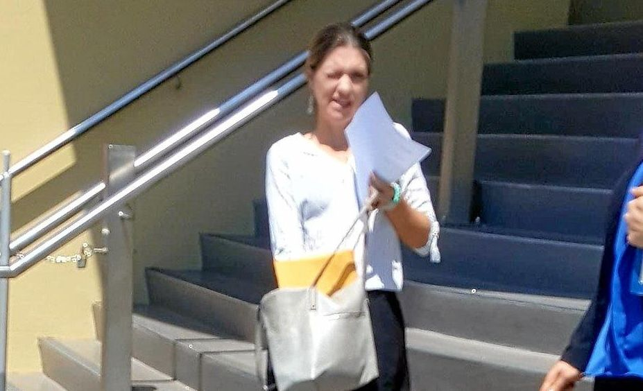 Patricia Elizabeth McIvor, 39, from Beaconsfield crashed on a busy Mackay road while driving five times the legal alcohol limit.