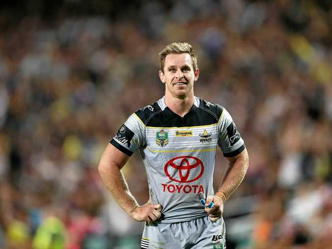 CHANGED MAN: Michael Morgan has become a better player, says Ben Ikin.