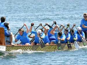 Grafton Dragon Boat Club make a splash in Coffs