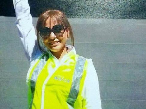 Sydney Water employee Reem Yelda.Source:Supplied