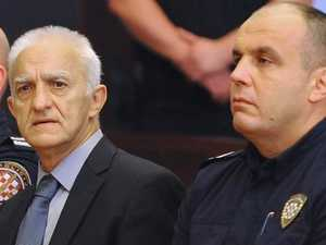 Balkans war criminal found in Clarence, sentenced in Croatia