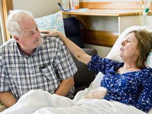 Married in hospital