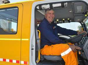 QAL worker joins rural fire brigade on a whim, commits 12 years