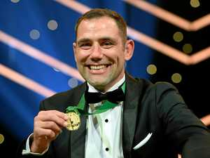 Cameron Smith wins Dally M medal