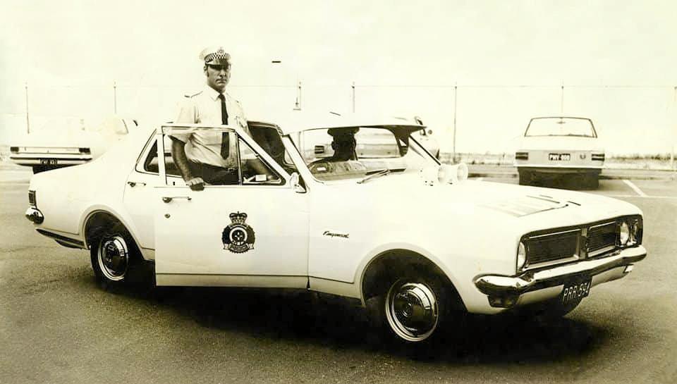Senior Sergeant Detective Peter Venardos.