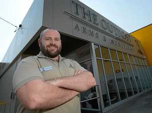 Locked and loaded: Inside Rockhampton's new gun shop