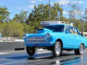 Why the drag racers cannot afford any slip ups