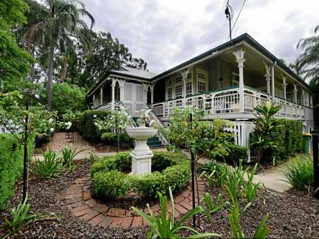 HOT HERITAGE: This historic house at 8 Waghorn Street at Woodend, listed for sale, is an example of the kind of property in constant high demand in Ipswich.