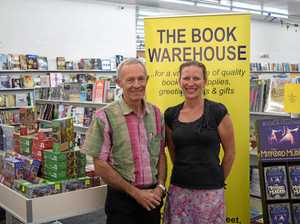 How the book shop survived after the flood
