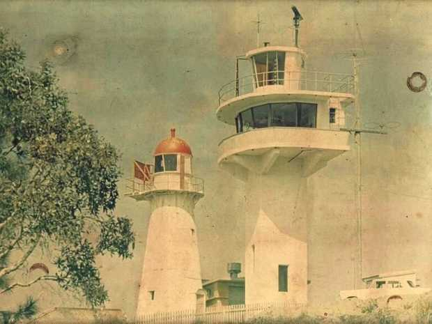 ICONIC: 1968-70 Lighthouses by A Fulton Regional Lighthouse Engineer, from Colin Gladstone.