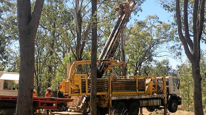 SEARCH: Corazon Mining is currently searching for cobalt deposits at Mt Gilmore, north-west of Grafton.