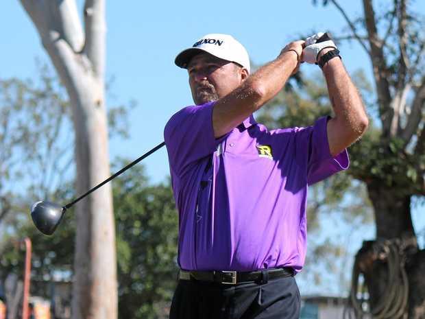 Queensland's Brad Burns