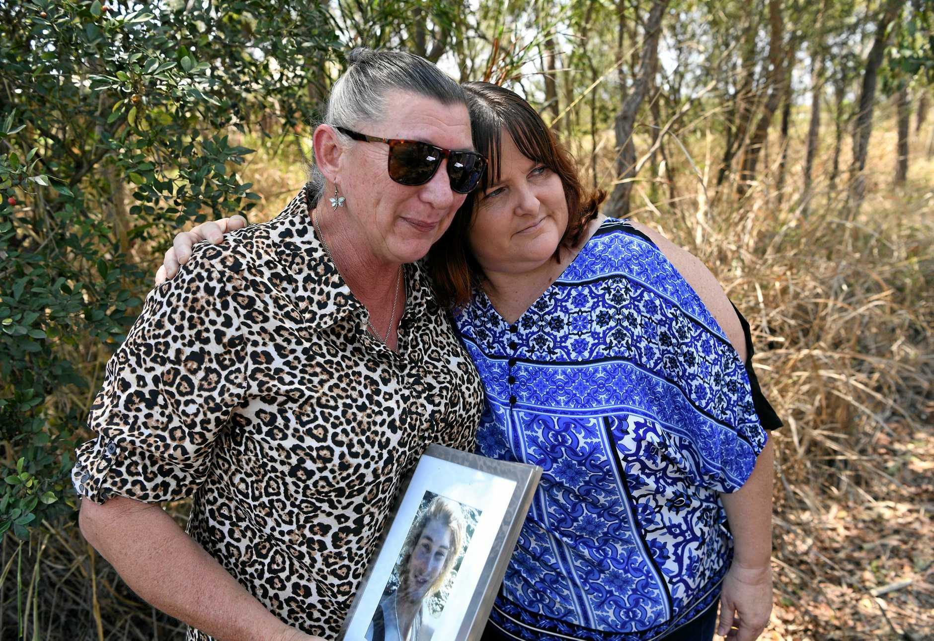 LAW CHANGE: Kerri Walker and Trisha Mabley have created the petition Walkers Law after fatal crash killed siblings Sarah and Daniel Walker earlier this year.